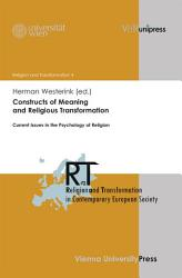 Constructs of Meaning and Religious Transformation PDF