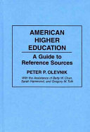 American Higher Education PDF