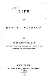 Life of DeWitt Clinton