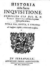 Historia della Sacra Inquisitione