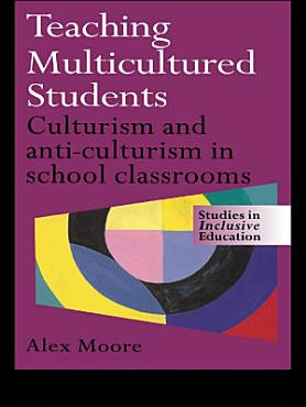 Teaching Multicultured Students PDF