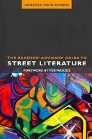 The Readers  Advisory Guide to Street Literature PDF