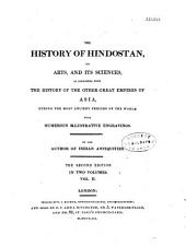 The History of Hindostan: Volume 3