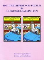 Spot the Difference Puzzles for Language Learning Fun