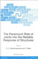 The Paramount Role of Joints into the Reliable Response of Structures PDF