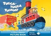 Tugga-Tugga Tugboat: A Hyperion Read-Along