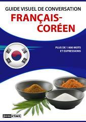 Guide visuel de conversation Français-Coréen