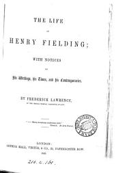 The life of Henry Fielding