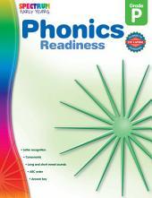 Phonics Readiness, Grade PK
