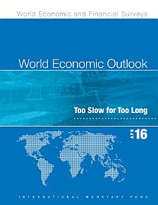 World Economic Outlook  April 2016 PDF