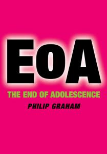 The End of Adolescence Book
