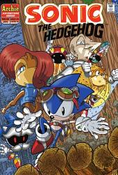 Sonic the Hedgehog #54