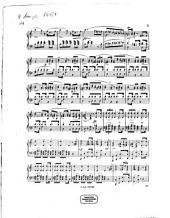 Die Verschworenen: oder der häusliche Krieg ; Oper in 1 Aufz. von J. F. Castelli ; nachgel. Werk