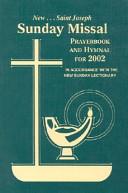 St  Joseph Annual Sunday Missal