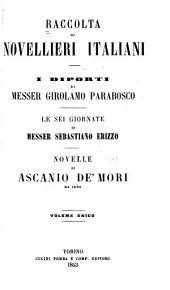 Raccolta di novellieri italiani