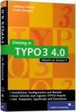 Einstieg in TYPO3 4 0 PDF
