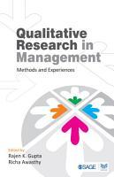 Qualitative Research in Management PDF