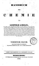 Handbuch der Chemie: Band 4