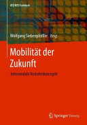 Mobilit  t der Zukunft PDF