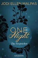 One Night   Das Versprechen PDF