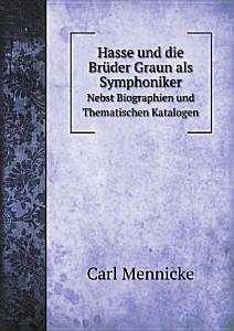 Hasse und die Br der Graun als Symphoniker PDF