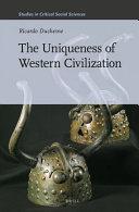 The Uniqueness of Western Civilization PDF
