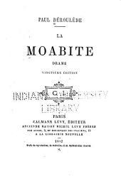 La Moabite: drame