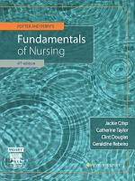 Potter   Perry s Fundamentals of Nursing   AUS Version   E Book PDF