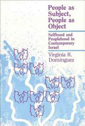 People As Subject People As Object Book PDF