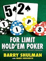 52 Tips for No-limit Holdõem Poker
