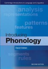 Introducing Phonology: Edition 2