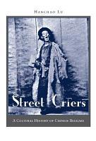 Street Criers PDF