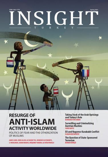 Insight Turkey   Spring 2021   Resurge Of Anti Islam Activity Worldwide PDF