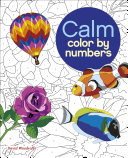 Calm Color By Numbers Book PDF