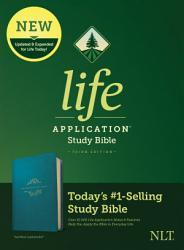 Nlt Life Application Study Bible Third Edition Leatherlike Teal Blue  Book PDF