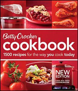 Betty Crocker Cookbook, 11th Edition