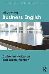 Introducing Business English PDF