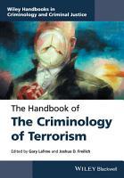 The Handbook of the Criminology of Terrorism PDF