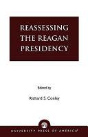 Reassessing the Reagan Presidency PDF