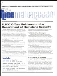 FLICC Newsletter PDF