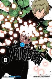 World Trigger: Volume 8