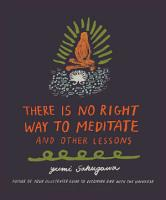 There Is No Right Way to Meditate PDF