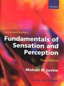 Levine Shefner S Fundamentals Of Sensation And Perception Book PDF