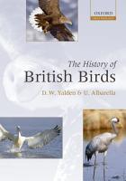 The History of British Birds PDF