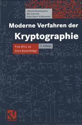Moderne Verfahren der Kryptographie: Von RSA zu Zero-Knowledge, Ausgabe 5