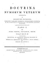 Doctrina numorum veterum: Volume 4