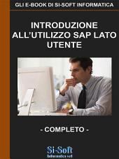 Introduzione all'utilizzo SAP lato utente
