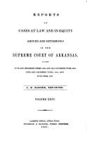 Arkansas Reports PDF