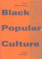 Black Popular Culture PDF