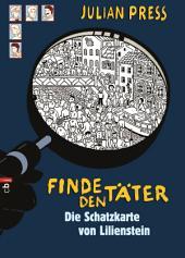 Finde den Täter - Die Schatzkarte von Lilienstein